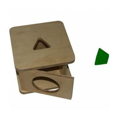caja de pemanencia