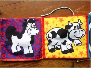 Bestmart-Puzzle-Zoo-cuna-galería-de-alto-contraste-libro-de-tela-desarrollo-juguete-infantil-niño-bebé